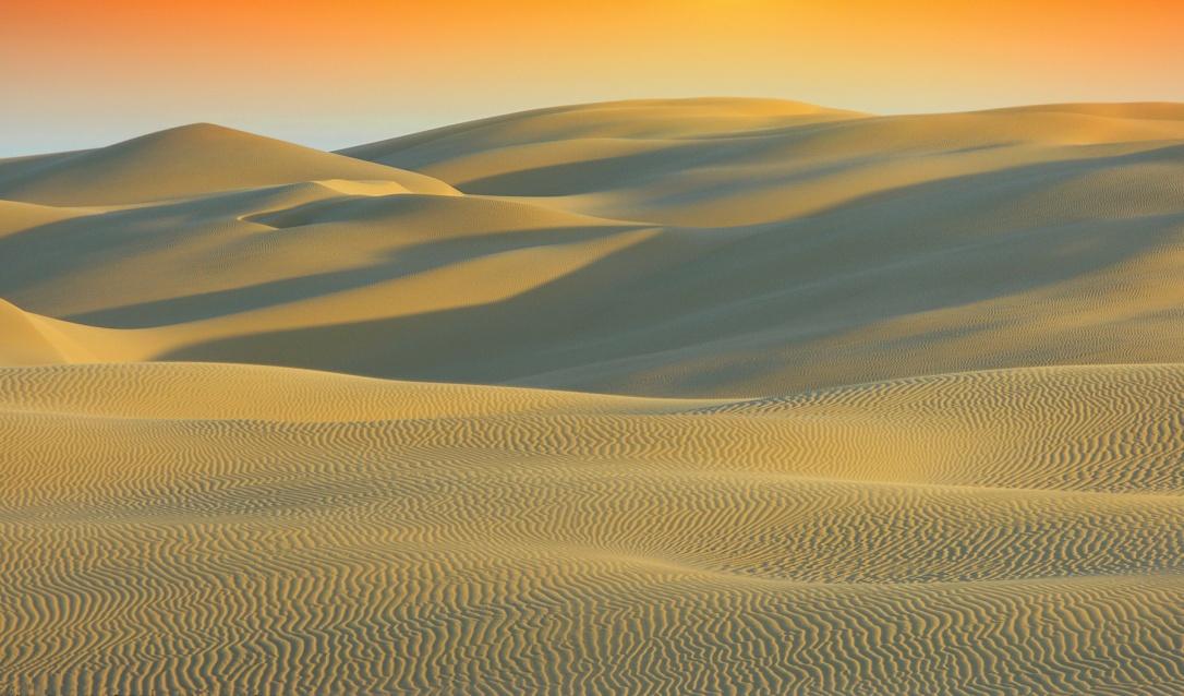 dsert de sable